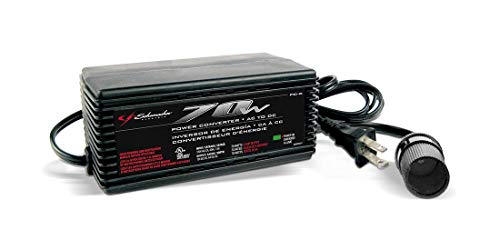 Schumacher PC-6 70W 12V AC to DC Power Converter,Black