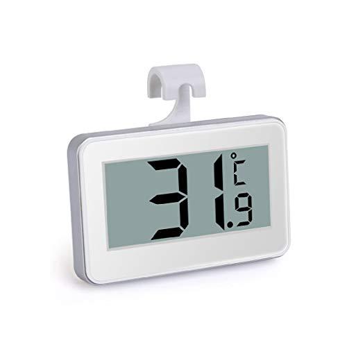 BIlinli Haushalts-Hochpräzisions-wasserdichter elektronischer Thermometer-Kühlschranktemperatur-Frostalarm