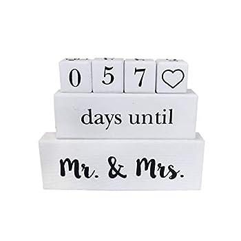 Best wedding countdown blocks Reviews