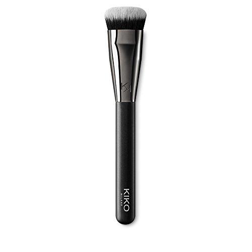 KIKO Milano Face 11 Contouring Brush | Pinceau Compact pour Réaliser Contouring et Sculpting, Fibres Synthétiques
