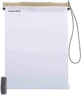 モンベル mont-bell ロールアップ マップケース M ライトグレイ 1124749