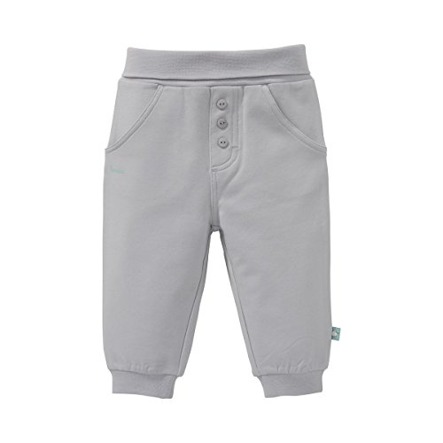 Bornino Pantalon avec Taille à Revers, Light Grey