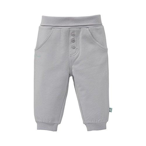 Bornino Pantalon avec Taille à Revers, Light Grey