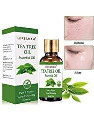 Tea Tree Essential Oil for Face Hair Nail Acne Lice,100% Natural Premium Melaleuca Therapeutic Grade...