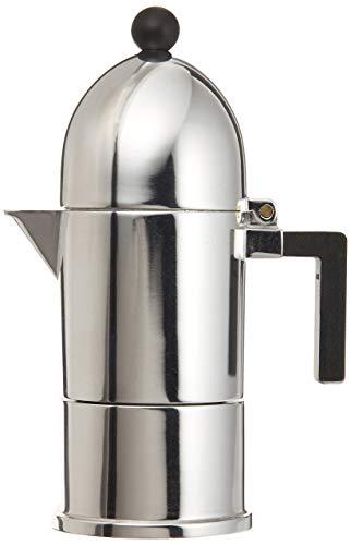 Alessi 'LA CUPOLA' Espressomaschine 1....