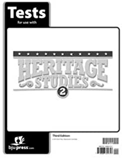 Heritage Studies Tests Grd 2