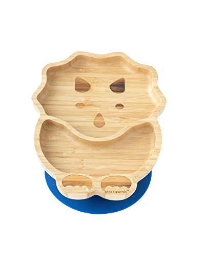 Eco Rascals 793618223106 - Plato infantil (bambú)