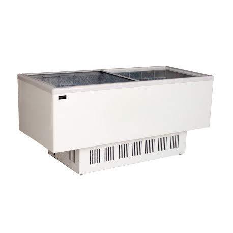 Congelateur Vitré Supermarché R290-526 L - Combisteel - R290 Vitrée