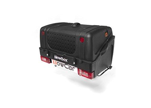 TowBox V1Maletero trasero, Edición negra