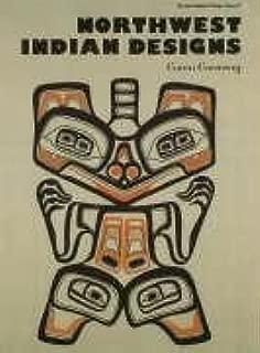 Northwest Indian Designs (International Design Library)