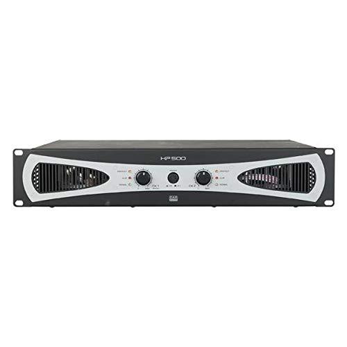 DAP Audio | eindversterker/versterker | DAP HP-500 | 2x200 Watt