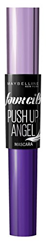 Maybelline New York Wimpern Push Up Angel schwarz