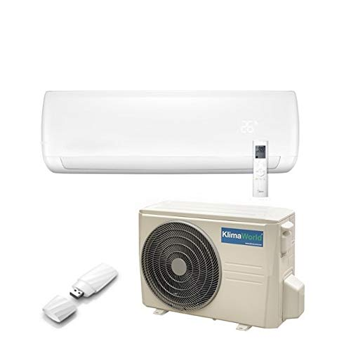 Climatizzazione Diviso Invertitore Klimaworld Eco Premium + 27 2,7kW