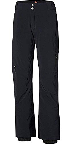 Columbia Titanium Snow Rival Pant - Women's Black, L/Reg