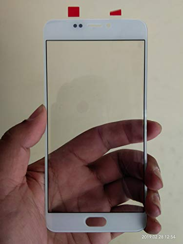 MrSpares Front Screen Outer Touch Glass Cover Panel Lens for Gionee A1 : White