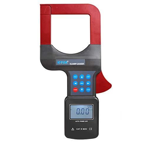 LHQ-HQ Tragbare Scientific 0-2500A Big Bereich Digital AC-Ampere 3 Phasen-Wechselstrom-Zangenmessgerät 0,1A Auflösung ETCR7000B