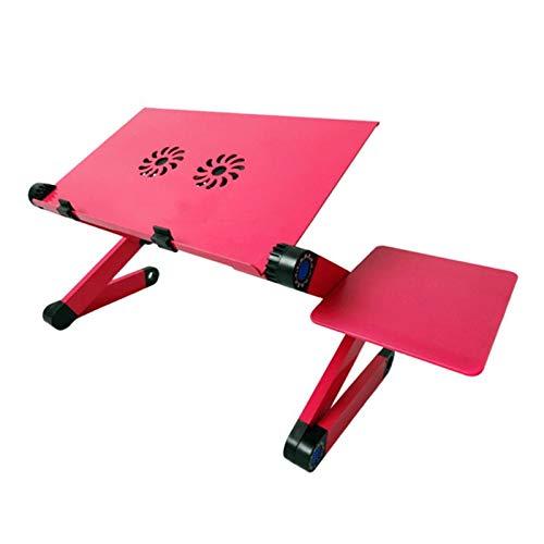 Plegable Escritorio portátil portátil plegable ajustable mesa plegable computadora portátil soporte mesa tabletop computadora portátil servicio de ventilación soporte de ventilación para libros docume