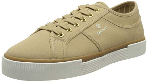 GANT Champroyal Sneaker, Zapatillas Hombre, Arena, 46 EU