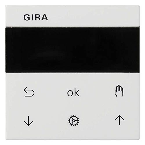 Gira Bedienaufsatz rws 536603 Jalousie+Schaltuhr System 55 Bedienelement intelligent 4010337027447