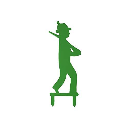 Pannenklöpper Schützenfest Männchen mit Hut