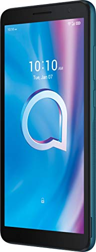 Alcatel 1B 5002D Smartphone (13,97 cm (5,5 Zoll) HD+ TFT-IPS Display, Dual-SIM, 16 GB Speicher, 2 GB RAM, Android Q - Go Edition) Pine Green
