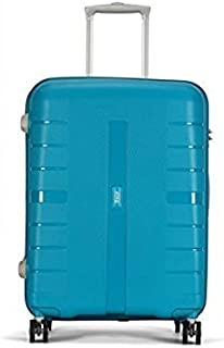 VIP Voyager 55 cms Polypropylene Turquoise Hardsided Cabin Luggage (VOYGER55TBL)
