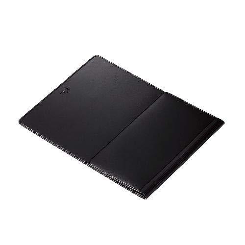 エレコムPC用インナーバッグ/デスクマット×レザーケース/縦型/14inch/ブラックBM-IBSVD14BKエレコム