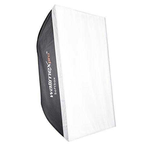 Walimex Pro Softbox (60x90 cm) für Multiblitz P
