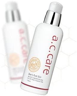 a. c. care Bee's Pure Skin 4.4fl. oz. /130ml