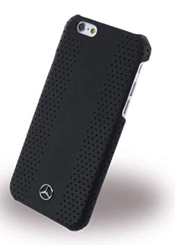 Capa De Celular Iphone6/6S Couro Natural Stripes Mercedes-Benz