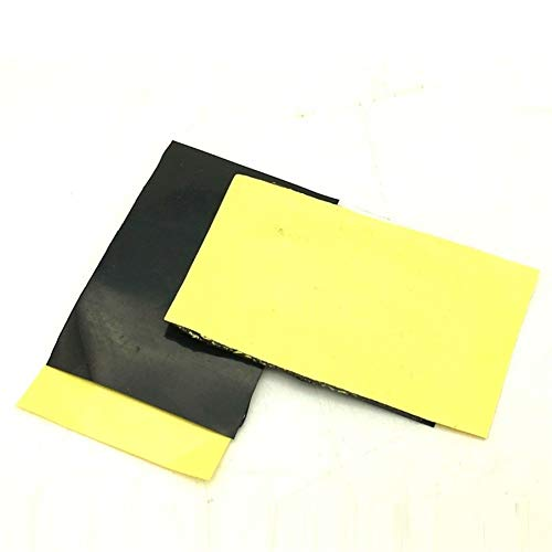 10 Stück Fußbodenheizung Mithelfer Zurück Daub Sealed Isolationspasten For Fußbodenheizungen Film Joints Industry (Color : Yellow)