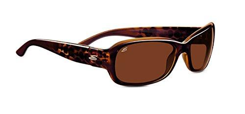 SERENGETI Chloe - Gafas, Talla M, Color marrón