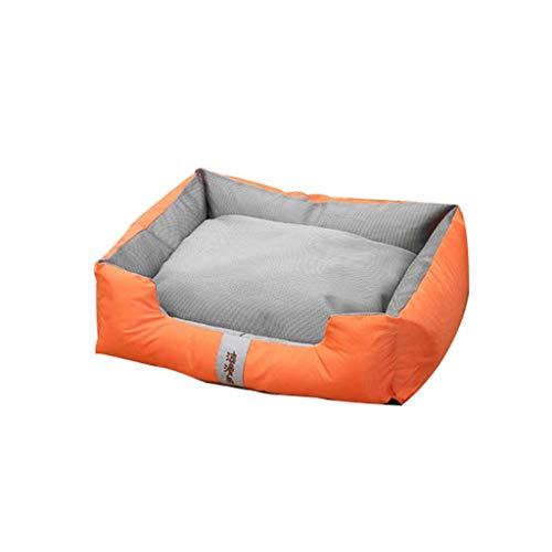 APcjerp Pet Nest Comfortable Sleeping Mats Pet Supplies Mattresses Cat Litter Kennels Washable Hslywan
