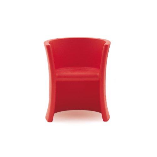 Magis Mee Too Trioli Chaise pour enfant Rouge