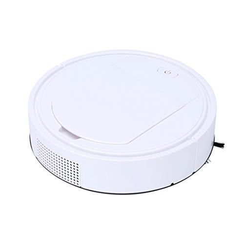 T-ara Inteligente Limpiador de aspiradora Slim Smart con rotación automática, Robot de Barrido, Limpiador doméstico sin Ruido
