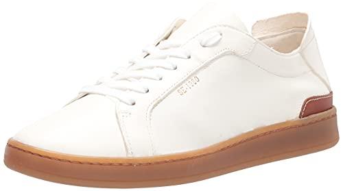 Sam Edelman Women's Jayme Sneaker, White, 8.5