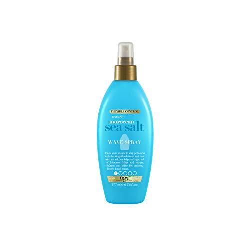 OGX Spray de sal marina, para el cabello, 177 ml