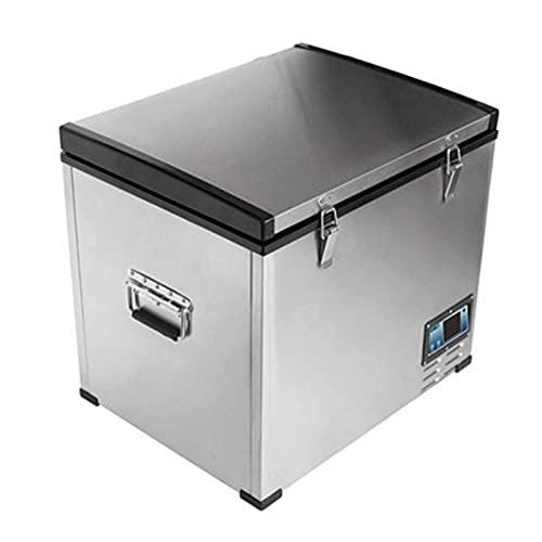 DSBN Refrigerador de yate automovilístico, refrigerador de Control de Temperatura Inteligente, refrigerador de refrigeración rápida, 45L, Fuente de alimentación de Voltaje automotriz 12V / 24V