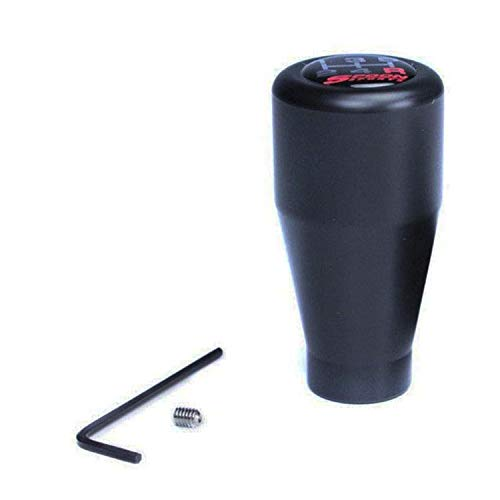 Spoon Sports Duracon 5 Speed Manual Black Shift Knob for Honda Civic Integra SI