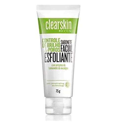 Clearskin Creme Esfoliante Facial de Limpeza Profunda 75g