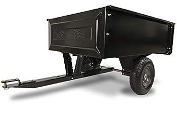 Agri-Fab Inc 45-0303 350-Pound Steel Dump Cart Black