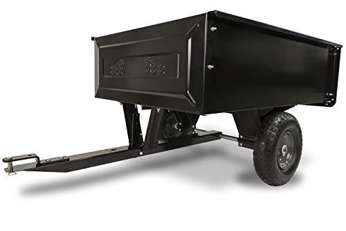 Agri-Fab Inc 45-0303 Agri-Fab 350 lb. Steel Dump Cart, Black