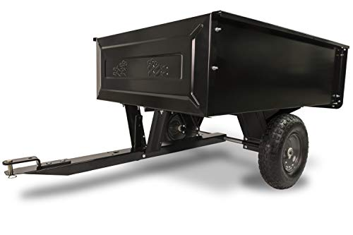 Agri-Fab Inc 45-0303 Agri-Fab 350 lb. Steel Dump Cart, Black