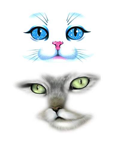 Cat Collection (feuille de transfert thermocollante)