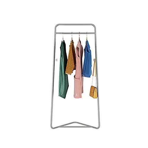 JIAO PAI Soporte De Ropa De Idea Original, Perchero De Ropa De Arte Triangular De Acero, Porche, Dormitorio, Espacio para Guardar Ropa, Perchero De Estilo Nórdico(Size:165 * 75CM,Color:UN)