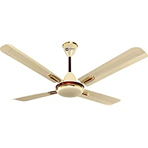 Orient Electric Quadro Ornamental 1200mm Ceiling Fan (Metall