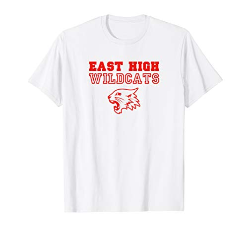 Disney Channel High School Musical East High T-Shirt