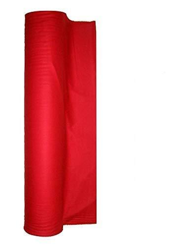 KIKILIVE Billard Tischtuch Filz, High Speed Profi Billardtischdecke Tischtuch Filz Für 280cm, 300cm oder 400cm Tabelle Wählen Sie Grün,Rot oder Blau