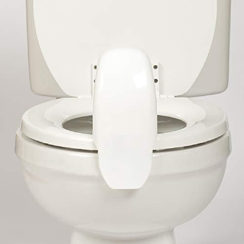 Maddak Toilet Seat Splash Guard
