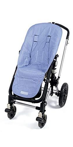 Pasito a pasito- Funda universal de silla Juliette azul